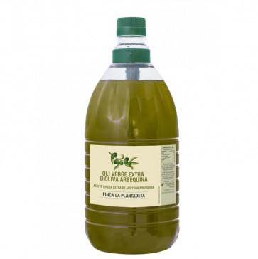 Aceite nueva cosecha 2020 Arbequina sin filtrar 2L