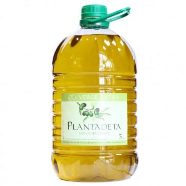 Aceite Arbequina Plantadeta 5L