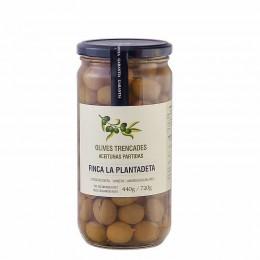 Aceitunas Machacadas Plantadeta 500gr